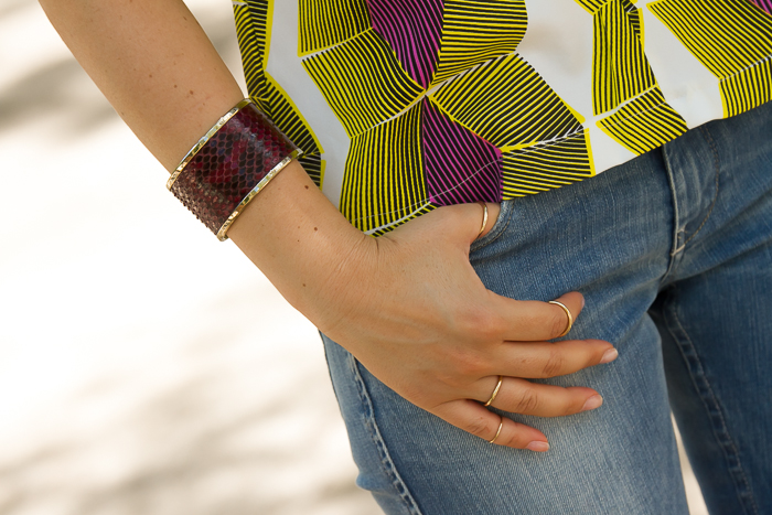 Python Bracelet 14 Bordeaux color BIG Bracelet Stamerra Discount code GNW5LHXB