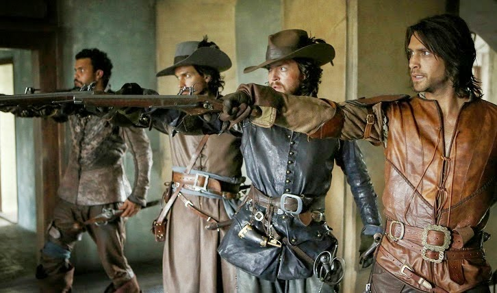 "The Musketeers - The Good Traitor - Review: ""It's a Sad, Sad Story"""