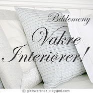 Vakre interiørdesign - Beautiful interior designs