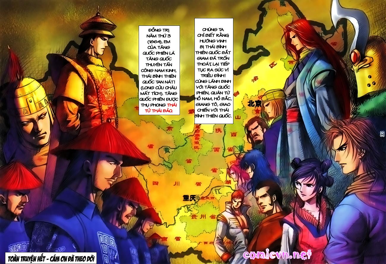 Tân Tác Như Lai Thần Chưởng chap 8 - Trang 27