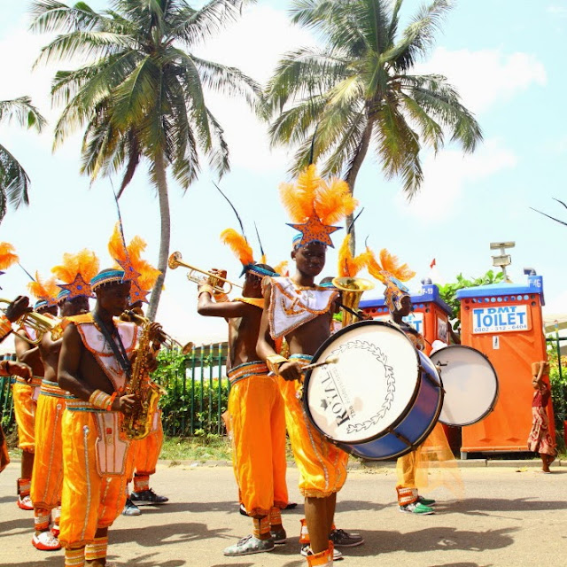 lagos carnival 2015