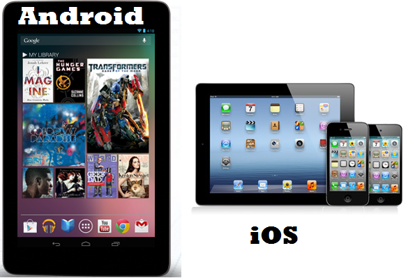 Best Android Features That Can Be Integrated In Apple iOS