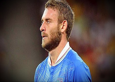 De Rossi could miss out due to injury