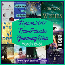 March New Release Giveaway!