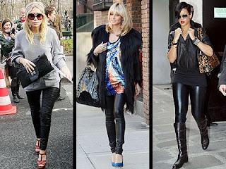 Vestidos com Legging