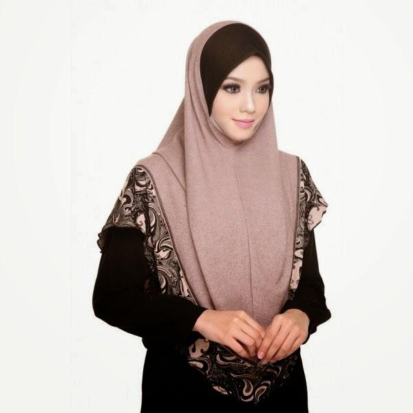 Tudung labuh memenuhi syariat