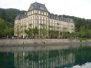 hotel barato berna suiza: