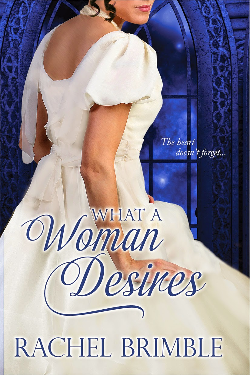 What A Woman Desires - Available now!