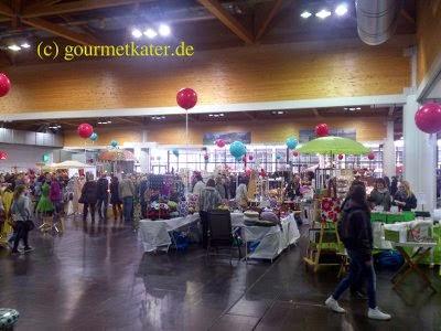 DaWanda Kreativmarkt Magdeburg März 2015