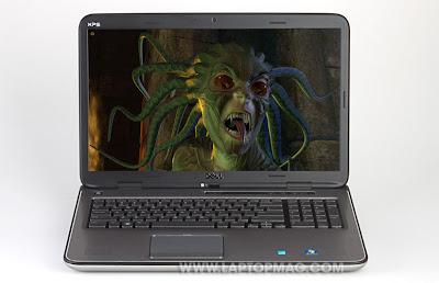 Dell XPS 17 3D Version