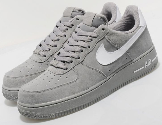 nike air force 1 low suede