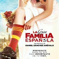 Crítica de 'La Gran Familia Española'. Divertida, cercana y muy disfrutable.