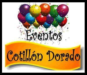 Eventos Cotillon Dorado