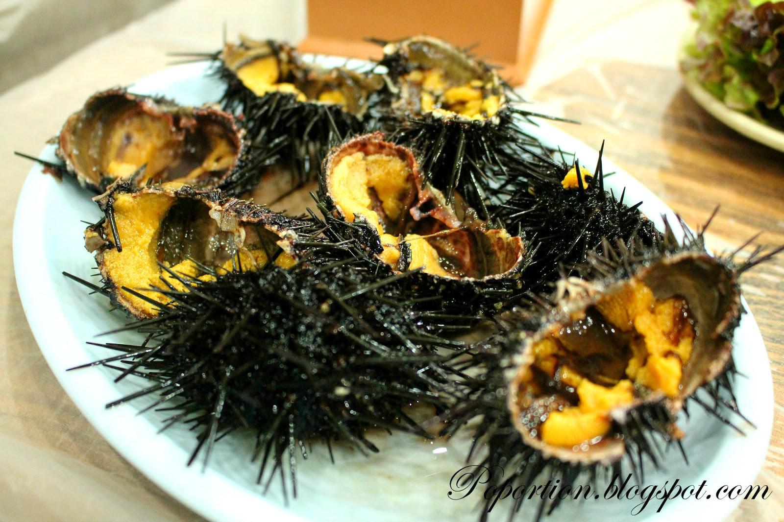korea where to eat seafood sea urchin