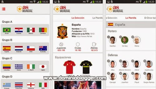 AS Mundial 2014 para Android gratis