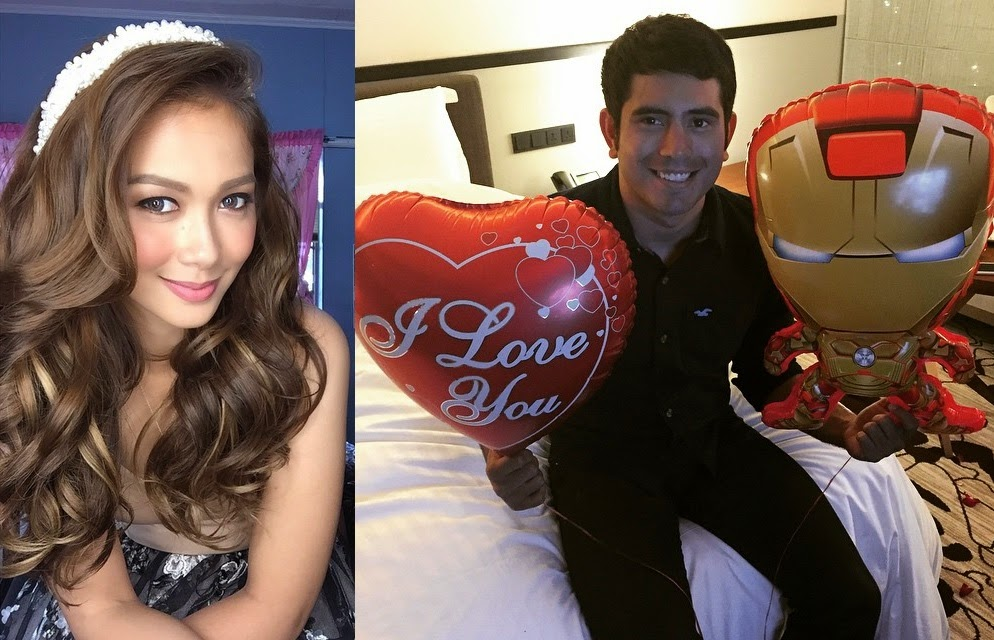 Gerald Anderson Confirm Breakup with Maja Salvador