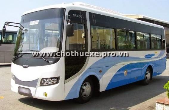 Cho thuê xe 4 7 16 29 35 đi Vĩnh Phúc Vĩnh Yên 1