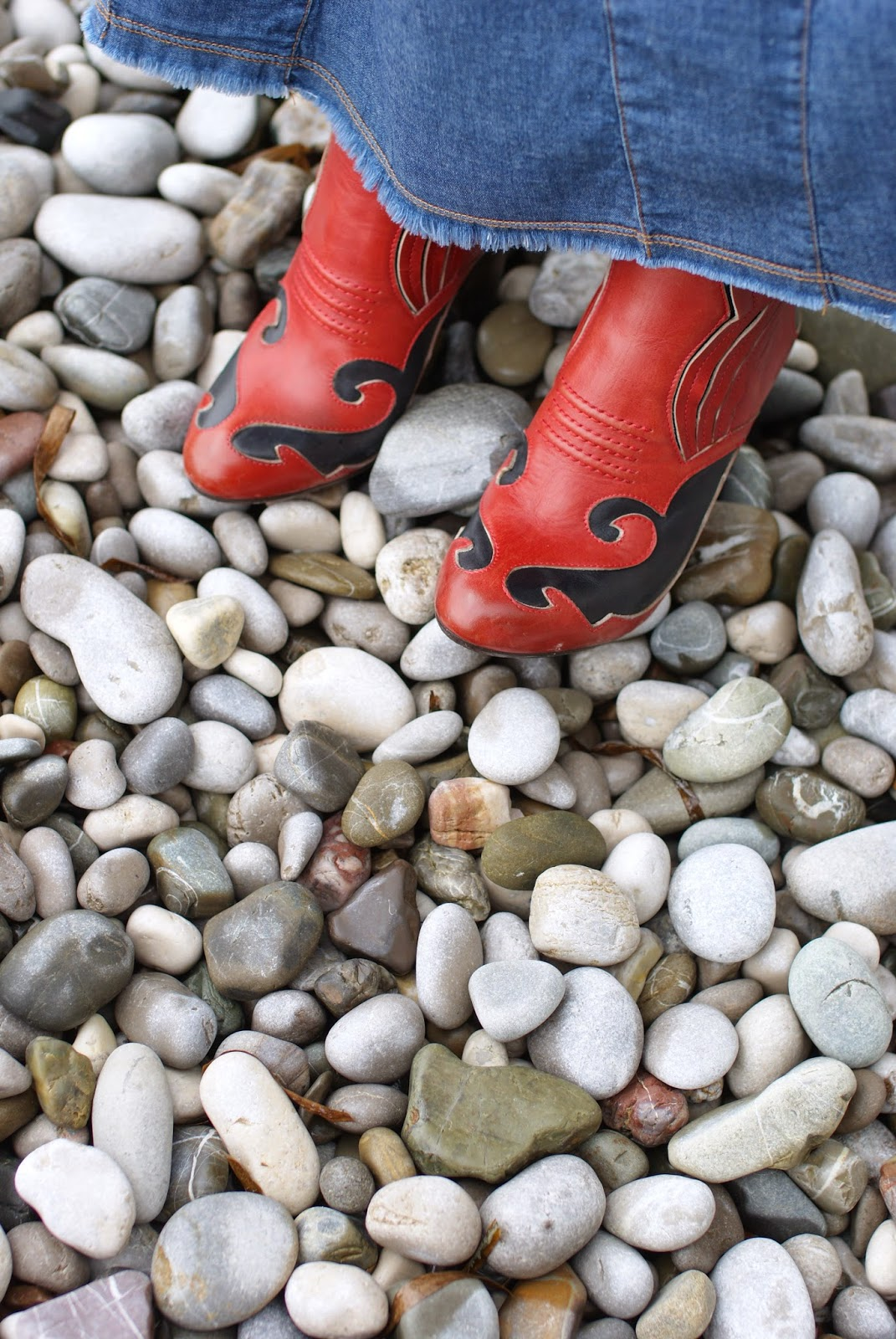 red western boots, Gaia d'Este shoes, Fashion and Cookies, fashion blogger