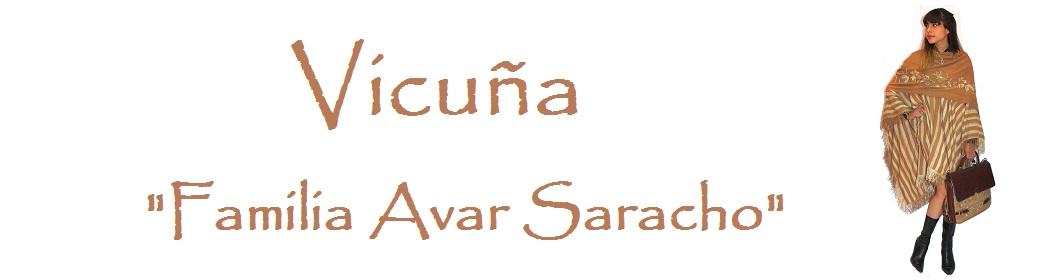 """Vicuña """"Familia Avar Saracho"""""""