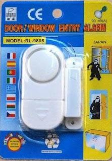 alarm Pintu rumah Murah