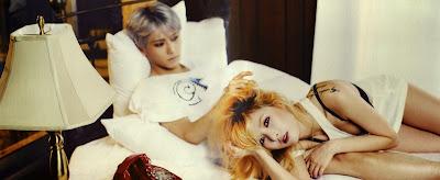 Hyuna Hyunseung Trouble Maker
