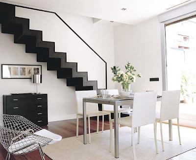 Dise os de escaleras para espacios peque os decoracio for Diseno de escaleras para espacios pequenos