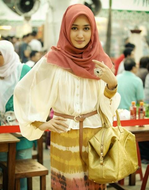 Model Baju Hijab Modern Terbaru 2019