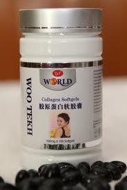 collagen softgel