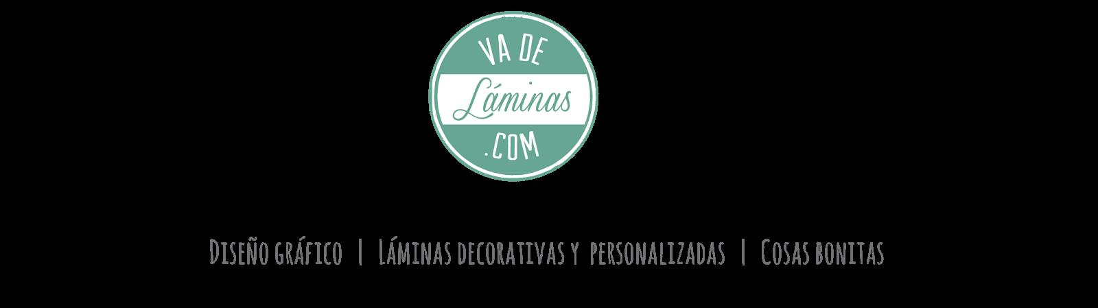 Vadeláminas - Diseño gráfico y láminas decorativas