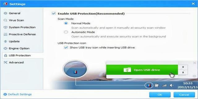 Baidu Antivirüs indir download