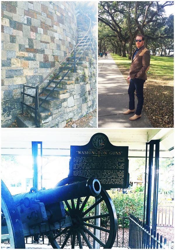 Savannah  - Trip Report - Romantic Weekend in Savannah