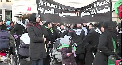 Malmö: Celebration of Imam Hussein