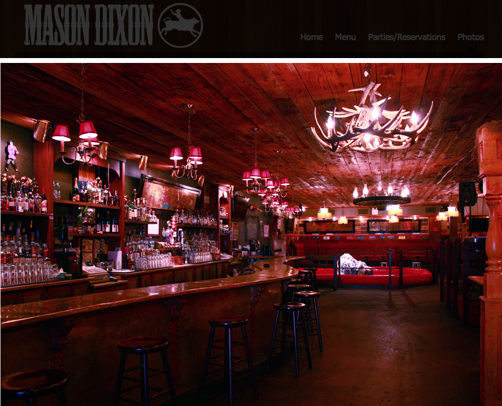 Ev grieve the post thinks mason dixon and the ace bar are for Bar dive