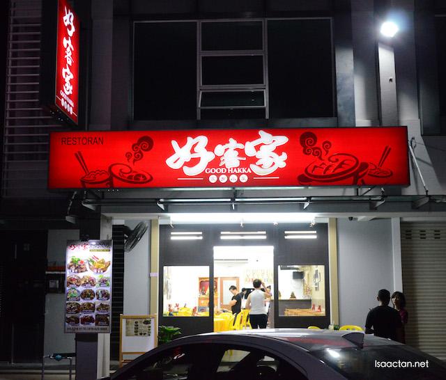 Good Hakka Restaurant @ Bandar Bukit Raja Meru Klang
