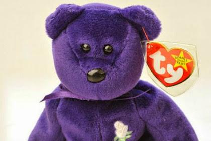 Beli Rp200 Ribu, Boneka Ini Dijual Kembali Rp1,5 Miliar