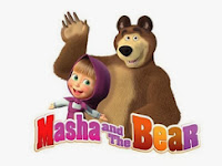 Video Masha and The Bear Full Episode Subtitle Indonesia