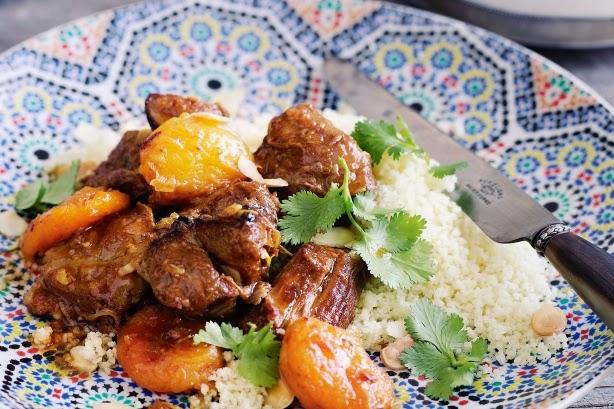 Lamb And Date Tagine Recipe