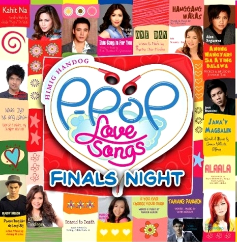 Himig Handog P-Pop Love Songs 2013 Winners
