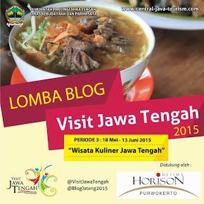 Lomba Blog Jateng 2015