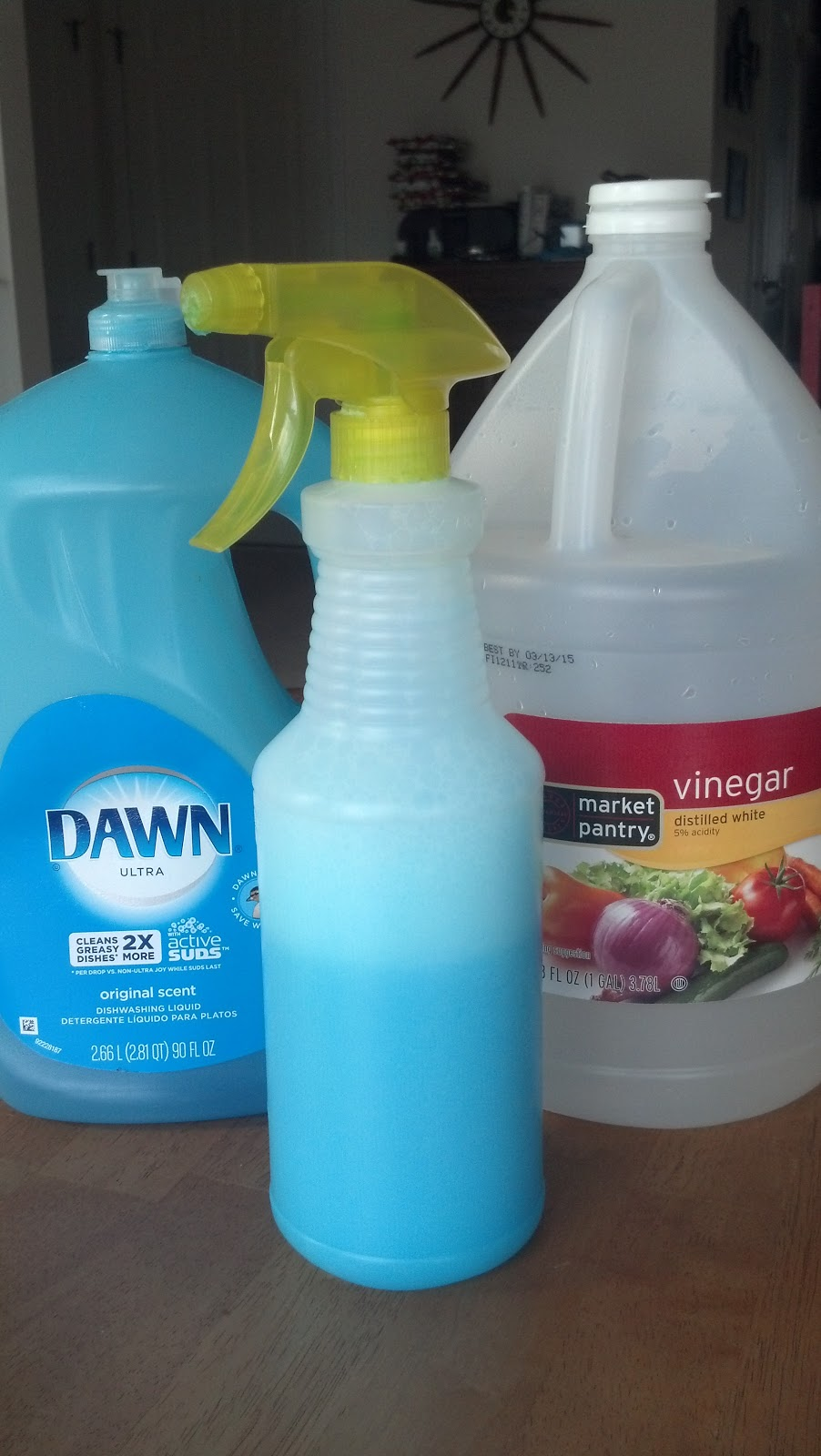 honeybeehive homemade bathroom cleaner