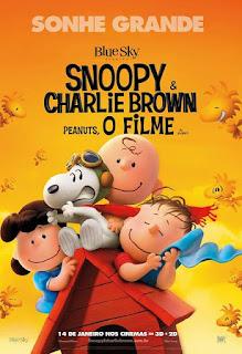 Resenha - Snoopy & Charlie Brown: Peanuts, O Filme