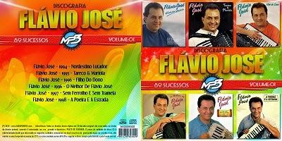 Flávio José Discografia Vol.1 MP3 2014