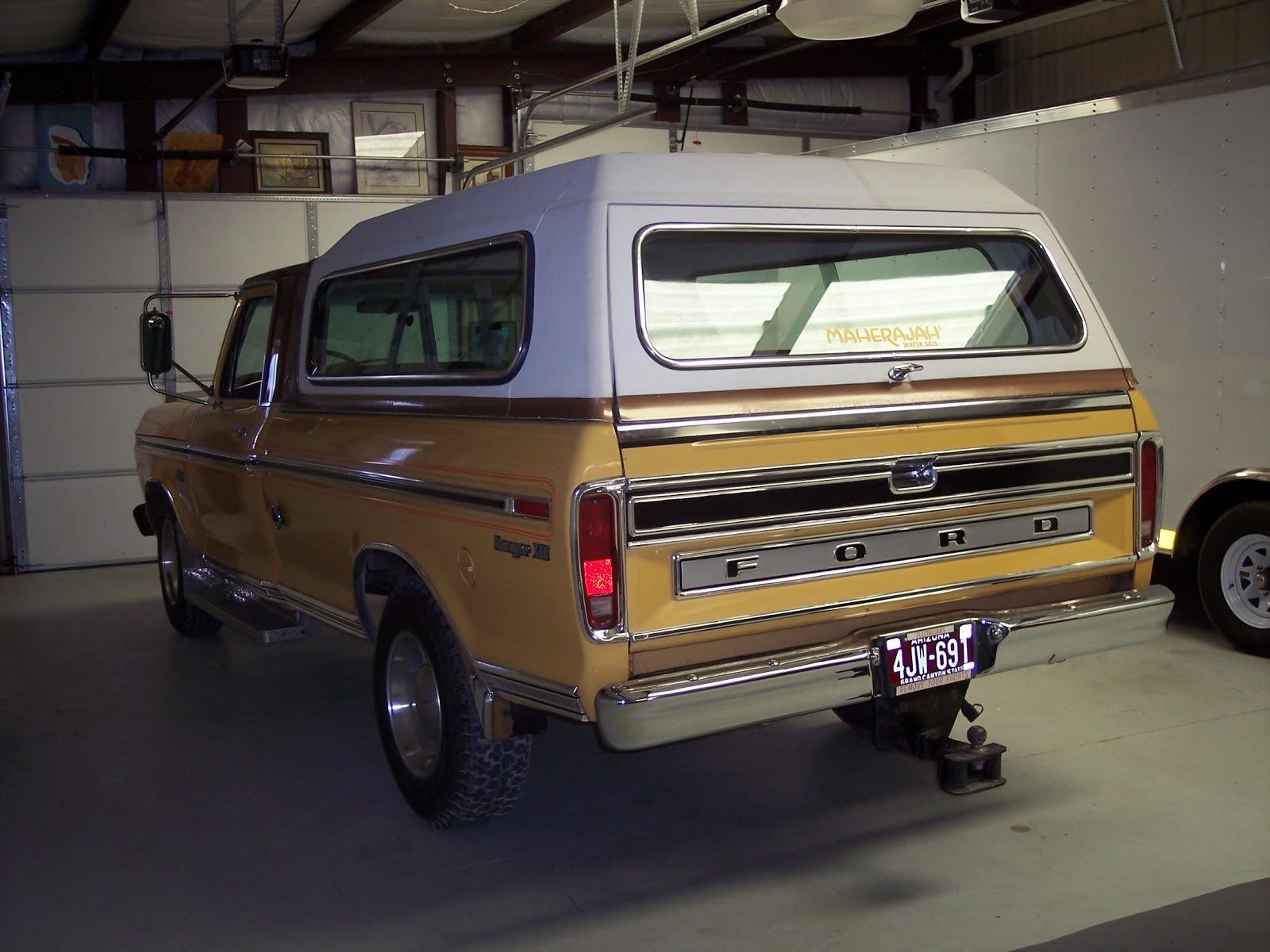 1974 F250 Camper Special For Sale.html | Autos Weblog