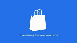 windows store application