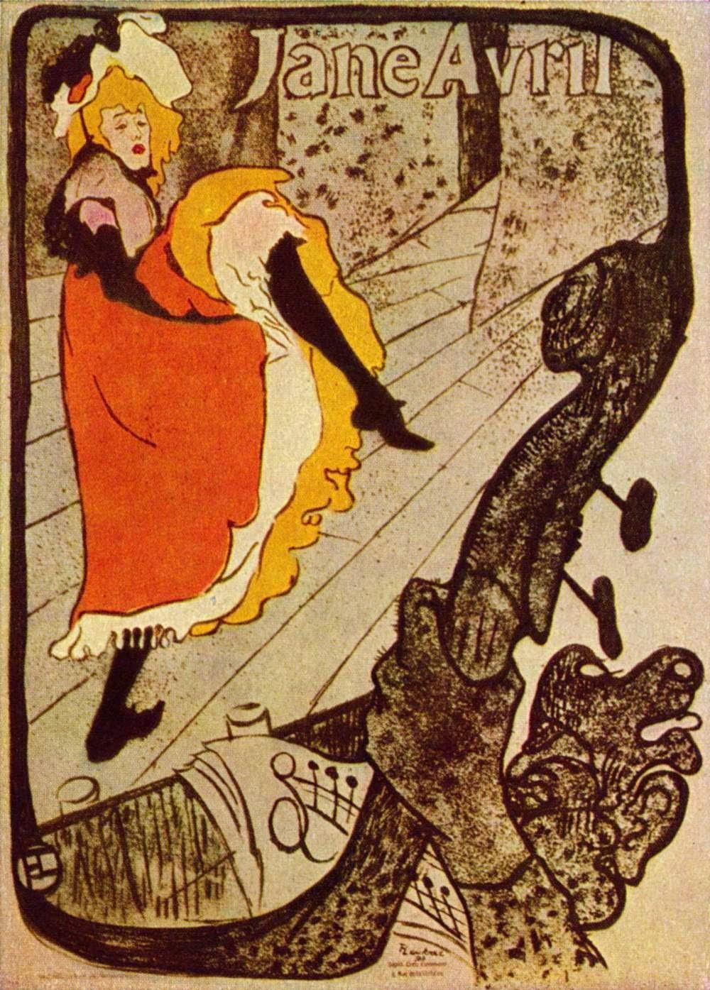 henri de toulouse lautrec essay Henri de toulouse-lautrec french, 1864–1901 at the moulin rouge 1892/95 oil on canvas 48 7/16 x 55 1/2 in (123 x 141 cm) stamped lower left with monogram.