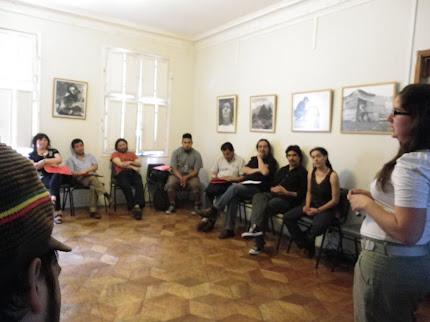 Encuentro con organizaciones sociales y culturales