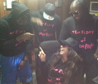 Nadia Buari and Jim Iyke Waxing Strong in Love.