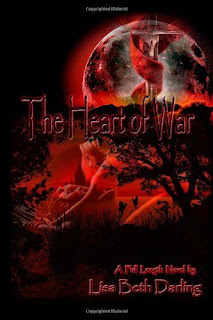 Review: The Heart of War by Lisa Beth Darling