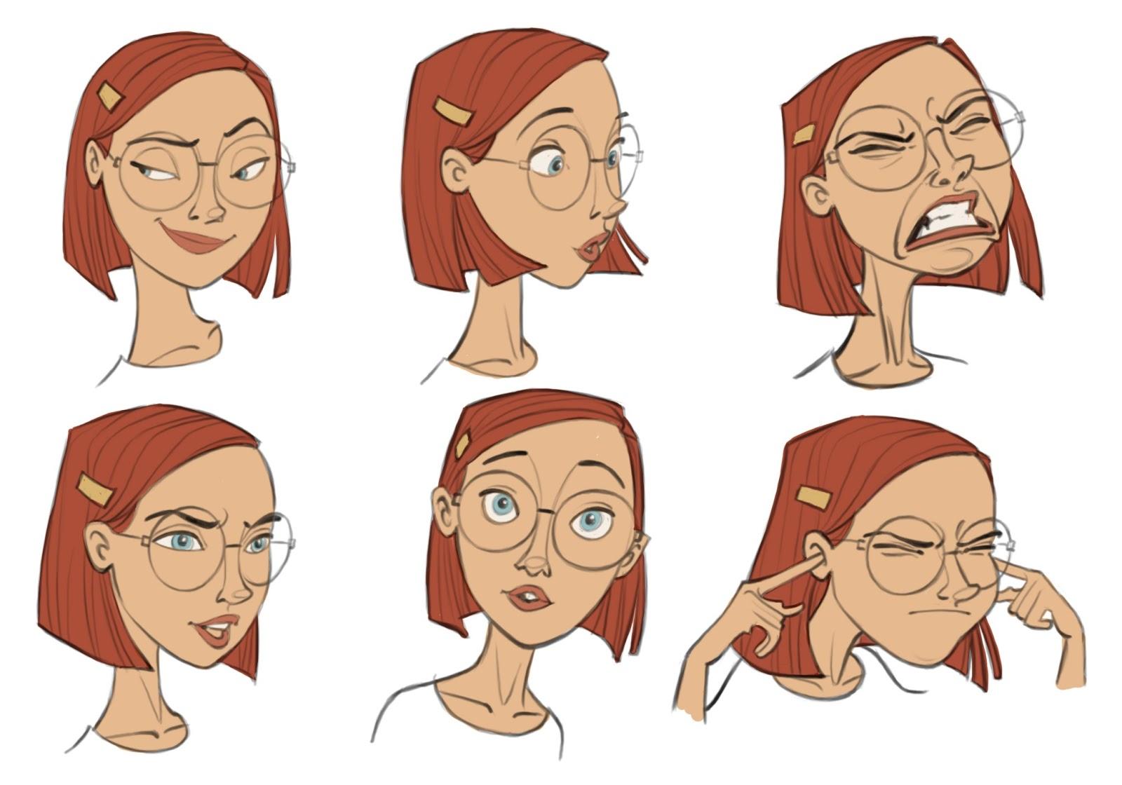 Character Design Expression : Borja montoro interview