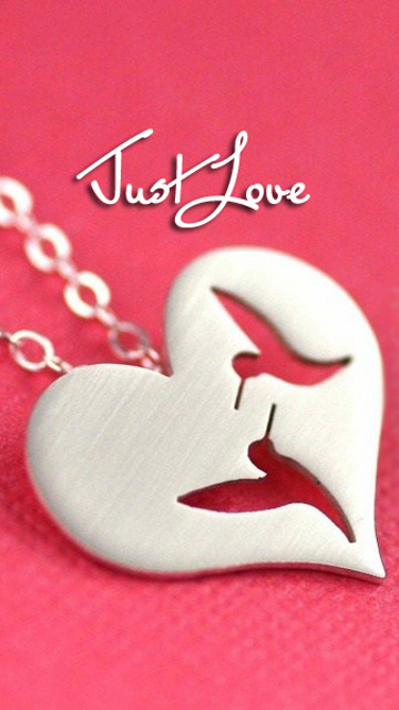 Just Love 360x640 Mobile Wallpaper Mobile Wallpapers Download